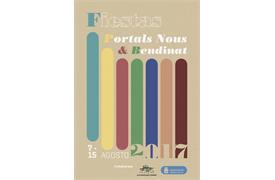 Programa Fiestas 2017/Programa Festes 2017